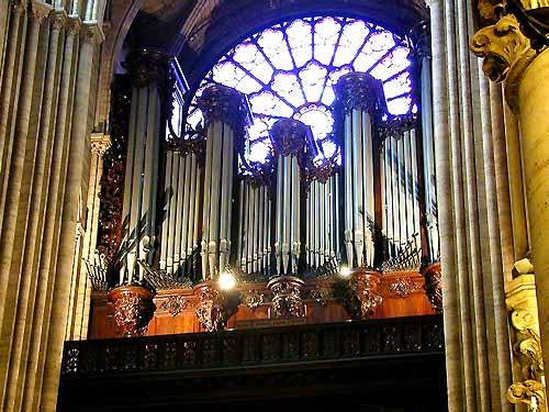 La pratique de l'orgue ParisNotredame